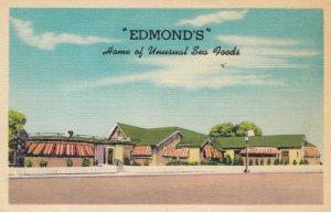 ST. LOUIS , Missouri , 30-40s; Edmond's, Home of Unusual Sea Foods