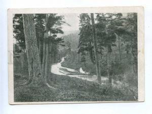 189263 GEORGIA neighborhood BAKURIANI 1933 year Tir7t