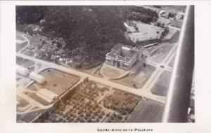 RP, Aerial Views, Sainte-Anne-De-La-Pocatiere, Quebec, Canada, 1930-1950s
