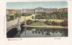 Universitat, Strassburg I. E. (Bas Rhin), France, 1900-1910s