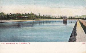 City Reservoir, Harrisburg, Pennsylvania, , Pre 1907