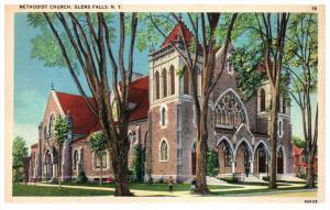18819    NY  Glen Falls  Methodist Church