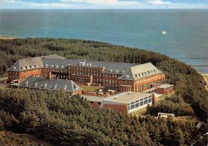 Kurklinik Utersum auf der Nordsee Insel Foehr