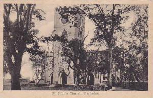 St. John's Church, Barbados, 1910-1920s