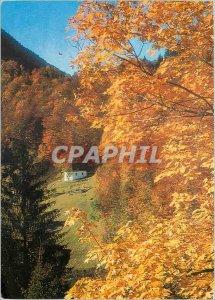 Postcard Modern Pro Infirmis Ranft Sachseln