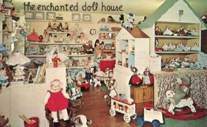 The Enchanted Doll House - Manchester Center VT, Vermont