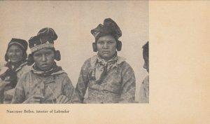 LABRADOR , Canada , 1900-10s ; Nascopee Belles