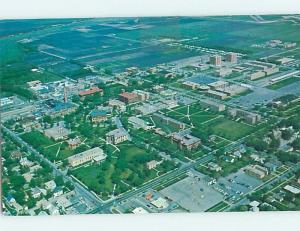 Pre-1980 AERIAL OF NORTH DAKOTA STATE UNIVERSITY Fargo North Dakota ND L7847