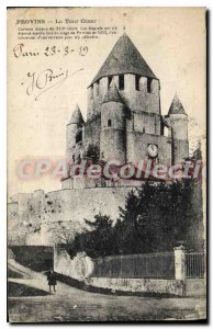 Old Postcard Provins La Tour Cesar Curious Dungeon