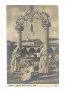 RP, Chiostro Grande, ll Pozzo, Firenze (Tuscany), Italy, 1900-1910s