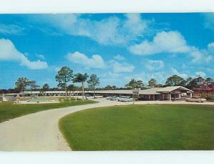 Unused Pre-1980 OLD CARS & RESTWOOD MOTEL Sarasota Florida FL u2026