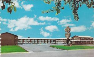 Carriage House Motor Lodge , NIAGARA FALLS , Ontario, Canada , 40-60s