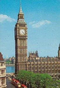POSTAL B00790: Big Ben. London.