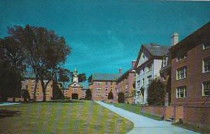 Rhode Island Providence New Quadrangle Brown University