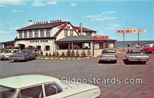 Lobster Pound Restaurant Lincolnville Beach, Maine USA Postcard Post Card Lin...