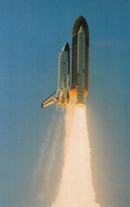 Launch of Space Shuttle CHALLENGER , 1983