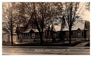 Vermont  Randolph,   Baptist Church , RPC