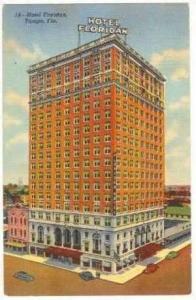 Hotel Floridan, Tampa, Florida, 30-40s