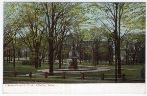 Clinton, Mass, Central Park