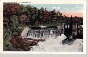 Dam, Old Forge NY, Adirondack Mts