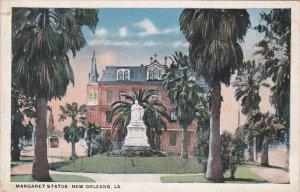 NEW ORLEANS, Louisiana, 1900-1910's; Margaret Statue