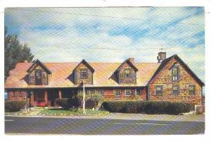 Exterior,Loch Haven Inn & Cottages, Meredith, New Hampshire,40-60s