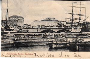 Barbados - Chamberlain Bridge  1906