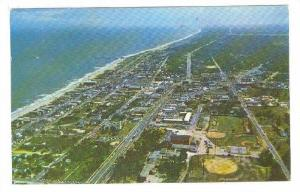 Aerial view of  Myrtle Beach, South Carolina, PU-1969