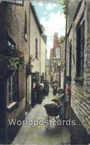 England, United Kingdon of Great Britain Yarmouth Row