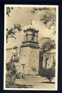 San Antonio, Texas/TX Postcard, View Of Church, San Jose Mission