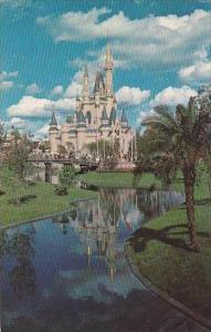 Florida Walt Disney World Cinderella Castle