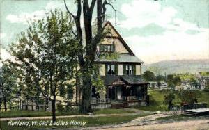 Old Ladies Home