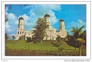 The Sultan Mosque, Johore Bahru, 50-60s