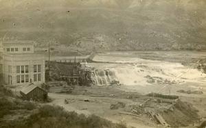 ID - Lower Salmon Falls. Dam and Power Plant - RPPC
