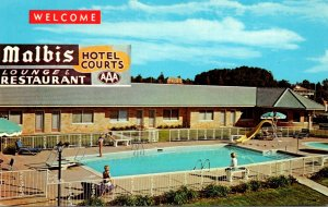 Alabama Mobile Malbis Hotel Courts