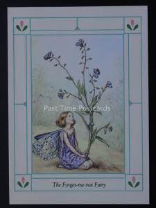 Flower Fairies FORGET ME KNOT FAIRY Art Mary Barker by Reflex Marketing c1991
