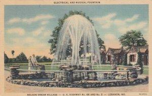 LEBANON , Missouri, 30-40s ; Nelson Dream Village , Route 66