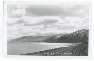 RPPC, Walker Lake, Nevada NV, Kodak Paper Real Photo