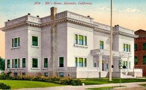 CA - Alameda. Elks Home