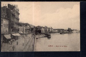 Quai de la Batte,Liege,France BIN