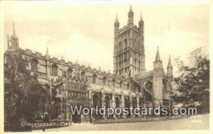 Gloucester Cathedral UK, England, Great Britain Unused
