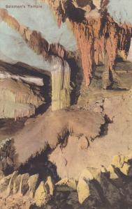 Solomon's Temple, Endless Caverns, Virginia, 1900-1910s