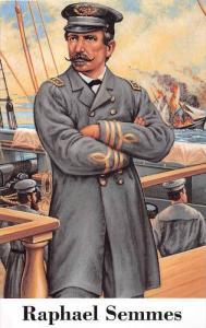 814 Raphael Semmes, Confederate Rear Admiral (1809-1877)