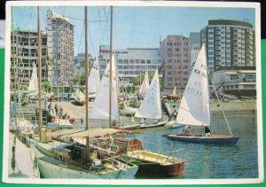 South Africa Durban Yacht Club Mole - posted 1969