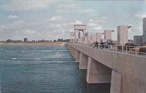 Control Dam , IROQUOIS , Ontario , Canada , 50-60s