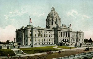 MN - St Paul. State Capitol