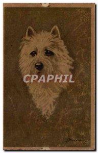 Fancy Old Postcard Dogs Dogs Dog