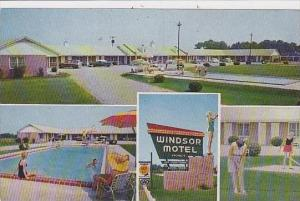 South Carolina Summerton Windsor Motel And Dining Room