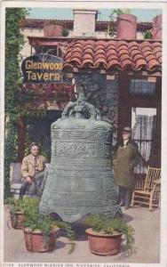 California Riverside Giant Bell At Glenwood Mission Inn
