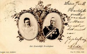 Dutch Royalty -  The Royal Couple